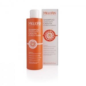 Šampoon väljalangevatele juustele