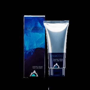 Vivacool  крем для бритья
